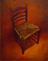 Paakes Chair by Bill Root by ericdalrymple