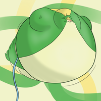 [REQUEST] Bloaty Snivy~