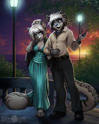 2015 Commission for milayna1018 by A-BlueDeer