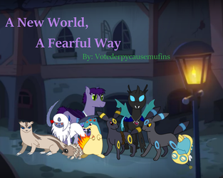 Fearful Way Cover by votederpycausemufins