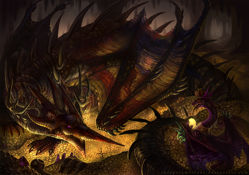 Agura and Snitch : The Thieves by RenePolumorfous