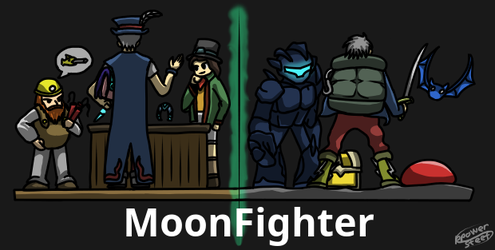 Moonfighter by ppowersteef