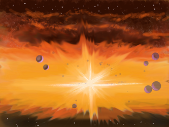 Once there was a Supernova by philippeL