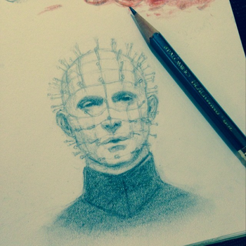 Pinhead by Lulie