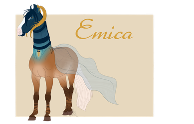 0167 Emica by AzziNeh