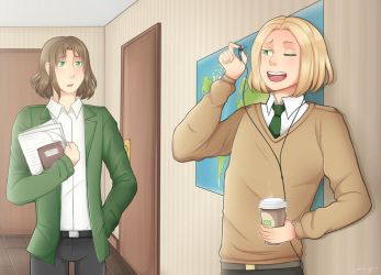 APH Lithuania and Poland - Before the meeting by Annington