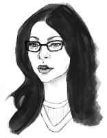 Alex Vause, 'Orange is the New Black' by stevenf