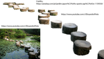 japanese-garden- PNG by 35-Elissandro