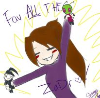 Fav ALL the ZaDr by Zhangos
