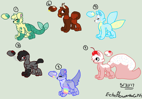 ~ Point Adopts ~ 2/6 OPEN by iitchiii