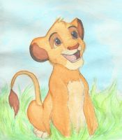 Simba by Annathelle26