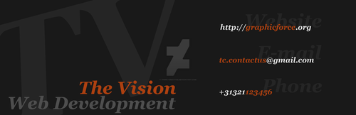 Business Card v2 by Think-Creative