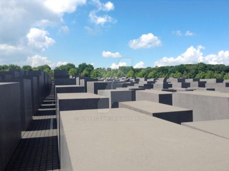 Holocaust Memorial by vintagevic