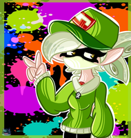 Agent 2 (Marie) by flame-finn-marce