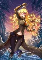 Summer Time Yang - Semblance by ADSouto