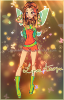 .: Lynne's Magic Winx :. by CaramelPotions