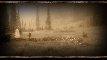 Hear The Call Of The Heathland - Wallpaper by PlaysWithWolves