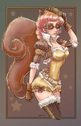 Squirrel Girl by NoFlutter