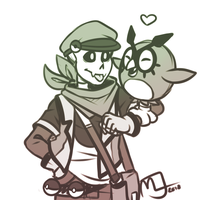 Personal- Finch and HootHoot