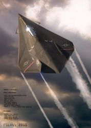 Project XF70A Lockheed Martin by bagera3005
