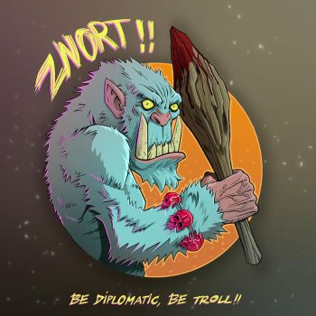 be troll by Entropician