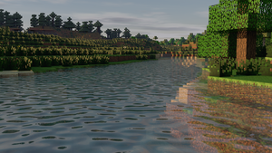 Minecraft: The River by SupahPOW31
