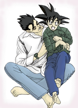 The Son Brothers by Takineko