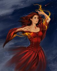 Melisandre by CarrieBest