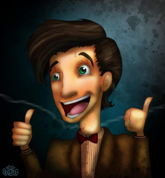 The Doctor's Enthusiam by Phillippeaux