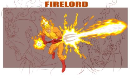 HAS: FIRELORD EXPRESSION SHEET by Jerome-K-Moore