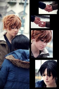 Your love is my confidence-Sekaiichi Hatsukoi Cos by WoBu-Chan