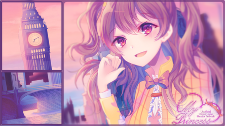 My Princess Zine Illustration Preview by Lanahx3