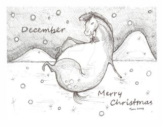 Mr. December by 1pen