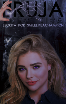 Bruja electrica|BOOK COVER #1 by Iwillshine