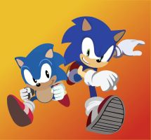 Sonic Generations by KanesTheName