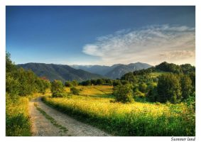 Summer land by joffo1