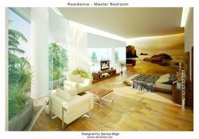 R2-Master Bedroom by Semsa