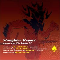 Slaughter Report Back Cover by mmacklin
