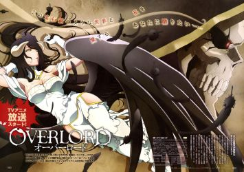 Overlord Anime Wallpaper HD by corphish2