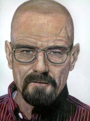 remembering Walter White by ghosthorror