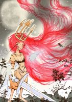 Child of Light - Aurora by 0TheTrueJack0