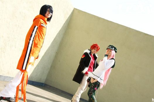 Air Gear - Kings of the Wind by KashinoRei