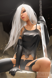 A2 Arrives by GawkInn