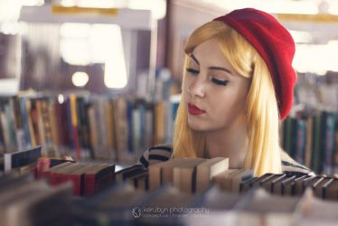 Alice - Disney University IV by titania-cosplay