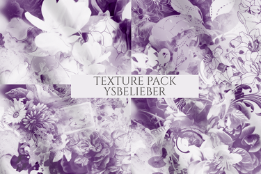 TEXTURE PACK / 09 by ysbelieber