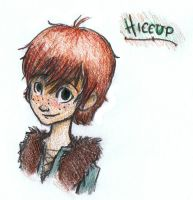 Hiccup by StrawberrieCandie