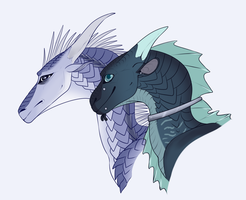 Headshot Commissions for Livi by Toxic-Flow