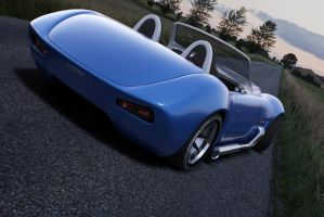 Shelby Cobra my concept 2 by Storm909
