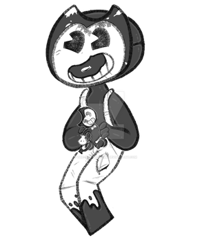 i swear sammy must have like 50 bendy plushes by The-Wrath-of-Me