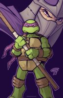 TMNT Donatello by grantgoboom